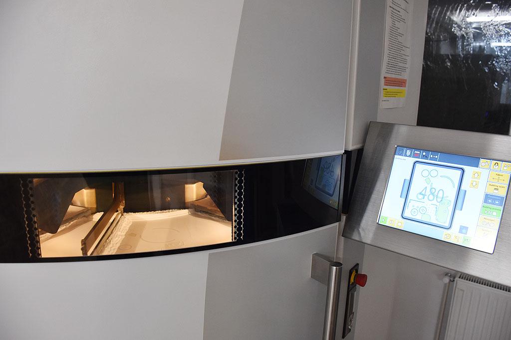 3D tisk - SLS - izdelava izdelka
