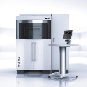 SLS 3D tiskalnik EOS P396