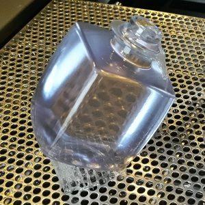 Material za 3D tisk SLA Somos WaterShed 11122XC - transparenten